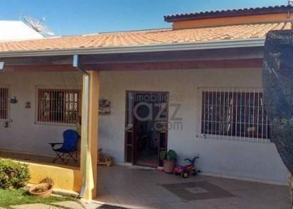 Casa Com 3 Dormitórios À Venda, 180 M² Por R$ 413.400,00 - Parque Manoel De Vasconcelos - Sumaré/sp - Ca7225