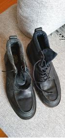 Botín Zapato Negro Cuero Cole Haan