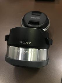 Lente 24 Mm 2.8 Sony Com Extensor