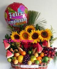 Arreglos Frutales Ramos De Frutas,caracas,arreglos De Frutas