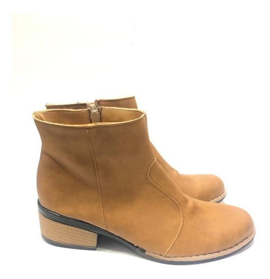 Tejanas Básicas De Caña Baja Zapatos Botas