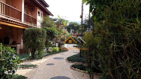 Casa Em Condomínio Fechado Em Caraguatatuba Para Venda, Tabatinga, Caraguatatuba - Ca0248. Também Locação Temporada. - Ca0248