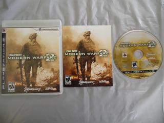 Call Of Duty Modern Warfare 2 De Ps3