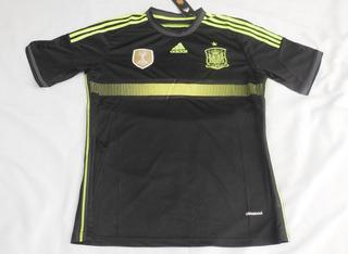 Camiseta España Mundial 2014 Visitante adidas