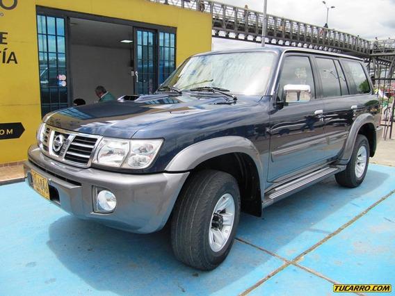 Nissan Patrol 3000cc 4x4 Mt Aa