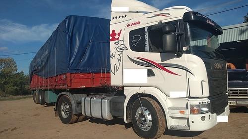 Scania G 340 A 2011 Equipado Estado Increible Empresa Vende