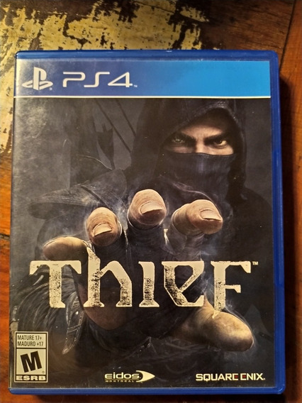Thief Ps4 Semi Novo