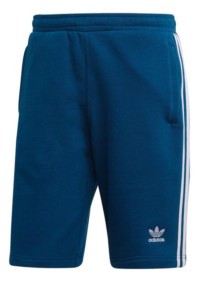 Short Moda adidas Originals 3 Tiras Hombre