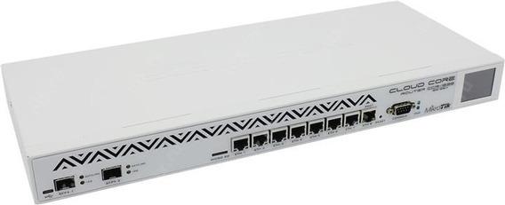 Mikrotik Cloud Core Router Ccr1036-8g-2s+ L6 Lançamento 2019