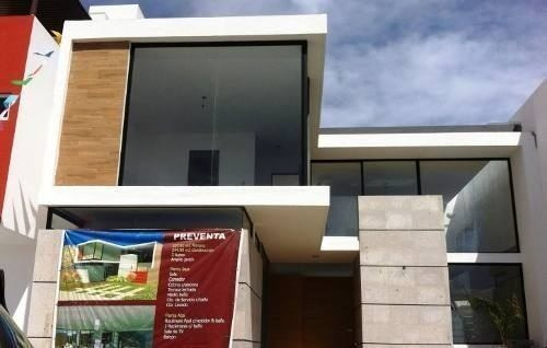 Se Vende Casa Nueva, Muy Bonita En Lomas De Juriquilla, Gran