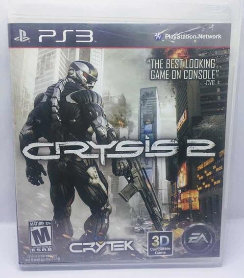 Crysis 2 Ps3 Alemão Games