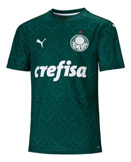 Camisa Palmeiras Puma I 20/21 S/nº Masculina