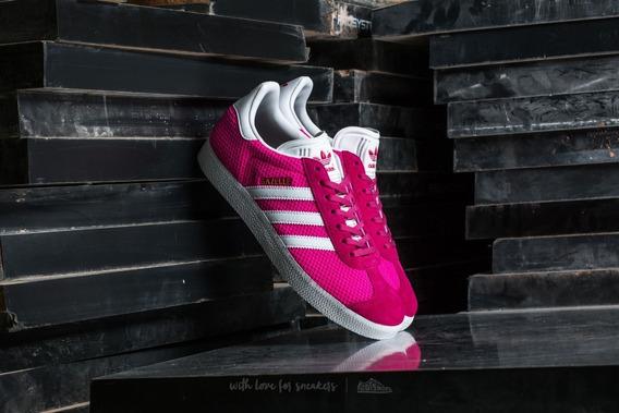 Tenis Original A D I D A S Gazelle Pink Rosa - Zerado