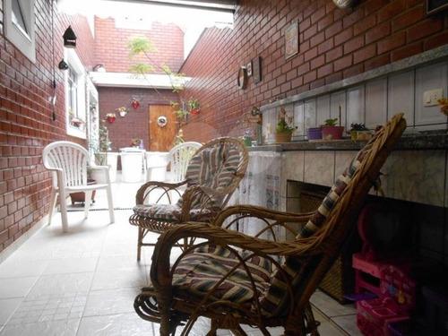 Casa No Jardim Da Glória Reformada, Em Rua Sem Saída - 345-im84725