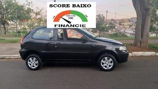 Fiat Palio Financiamento Com Score Baixo Barato