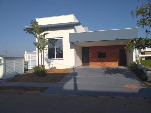 Maravilhosa Casa Térrea 3 Suítes Condomínio Chácara Ondina - Ca1195