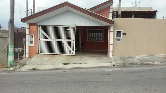 Casa Residencial 72 M2 À Venda, Residencial Santa Paula, Jacareí. - Ca0770