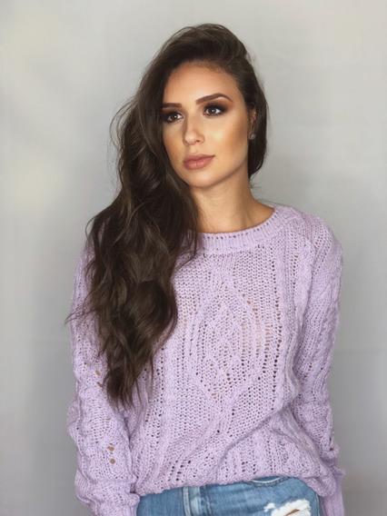 Blusa Tricot Feminina Aaran
