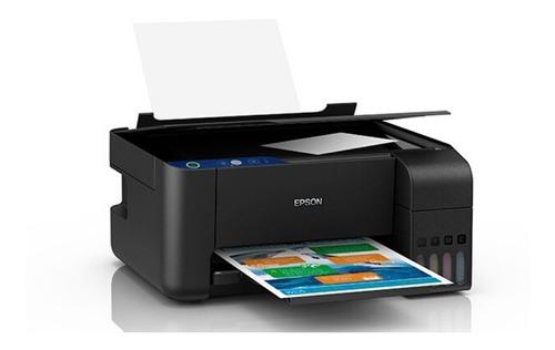 Imagen 1 de 5 de Impresora Multifuncional Epson Ecotank L3110