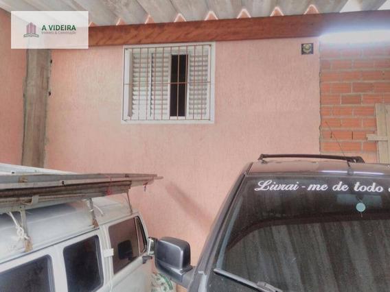 Casa Térrea Com 03 Dormitórios Para Locação No Jd. Aclimação, Venha Conferir! - Ca0187