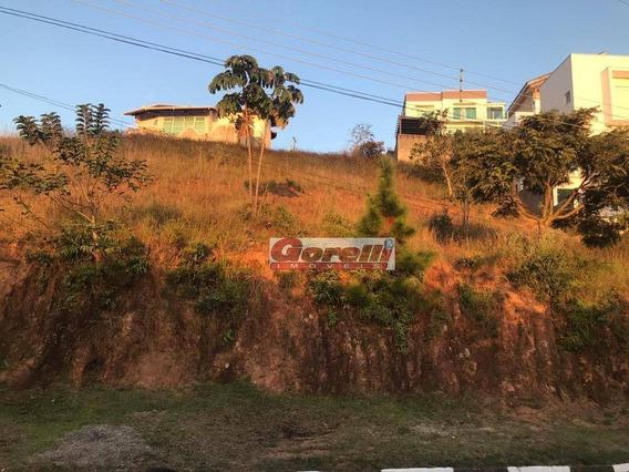 Terreno À Venda, 508 M² Por R$ 276.000 - Condomínio Hills Iii - Arujá/sp - Te0841