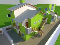 Conjunto A Estrenar De Duplex Y Deptos - 54 E/ 1 Y 2