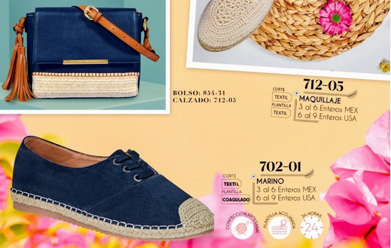 Flats Marino 702-01 Cklass Primavera-verano 2020