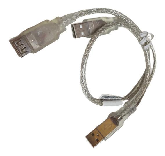 Cable Usb Y Dual Doble Alimentación - Factura A / B