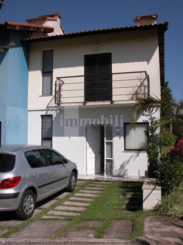 Excelente Casa, Condomínio Fechado The Way  Granja Viana - Gv19961