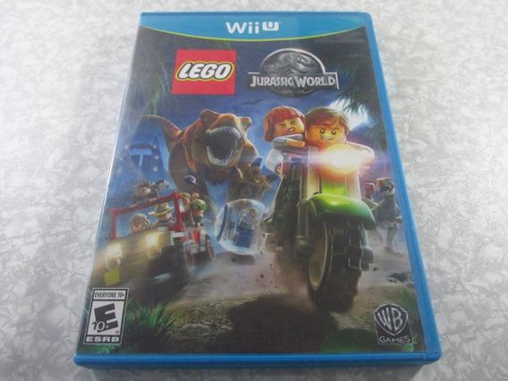 Wii U - Lego Jurassic World - Original