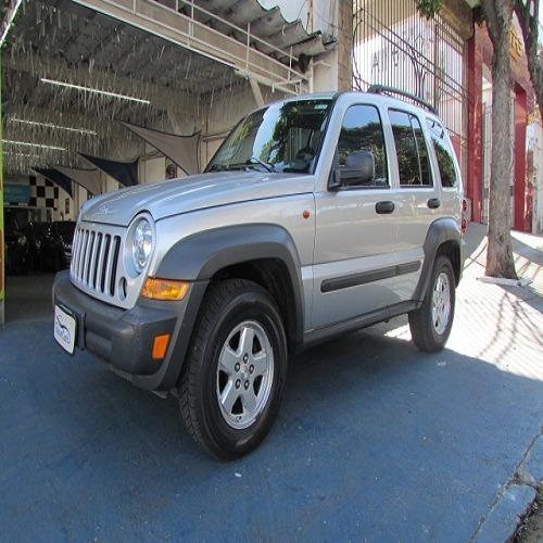 Jeep Cherokee 3.7 Sport / Completo/ Automático/ 2006