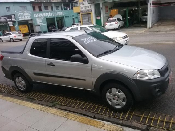 Fiat Strada Working Hard 1.4 Flex 8v Cd
