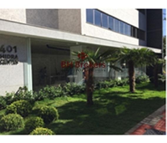 Centro Comercial De 105m² E 2 Vagas No Santa Lúcia - 13848