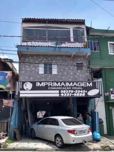 Casa Com 3 Dormitórios À Venda, 250 M² Por R$ 430.000,00 - Itapevi - Itapevi/sp - 13799