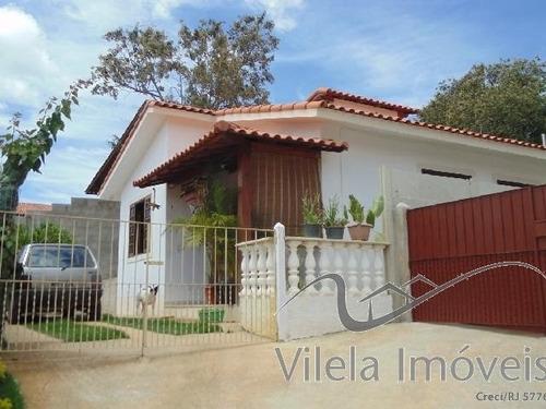 Imagem 1 de 15 de Casa De Condominio Em Vila Selma  -  Miguel Pereira - 362