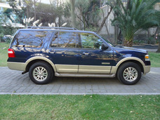 Ford Expedition Eddie Bauer 2007 (nueva)