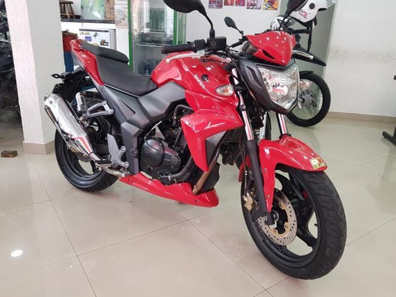 Dafra Next 250 2013 Vermelha