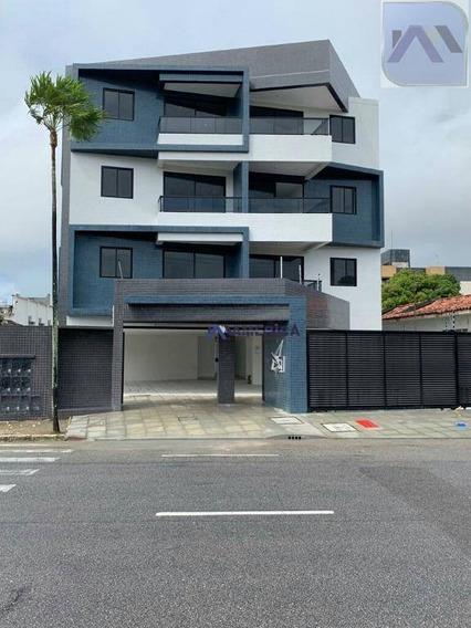 Apartamento Em Jaguaribe Com Toda Documentação Inclusa, 2 Dormitórios. - Ap0224