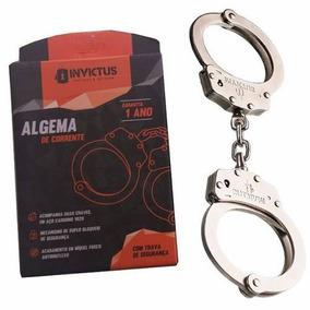Algema Invictus Original Aço Carbono By Bravo21