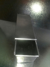 Moldes De Sándwich De Aluminio