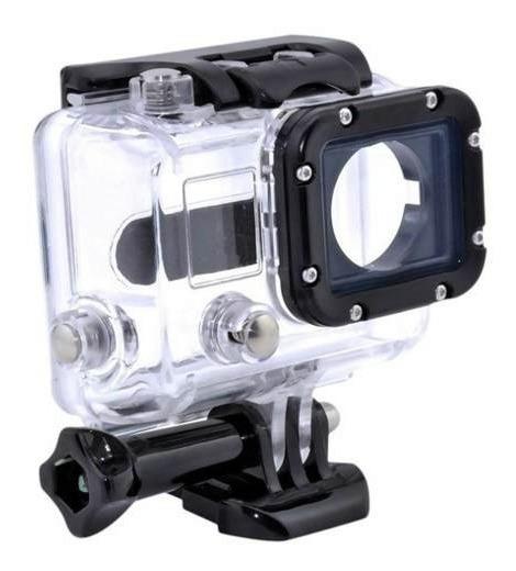 Caixa Protetora Gopro Acrilico Camera Hero 3 3+ 4