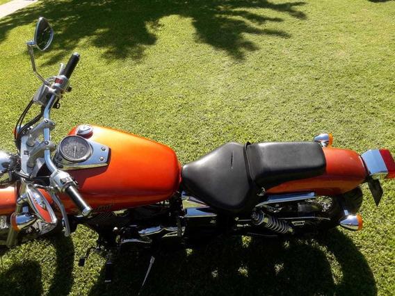 Moto Honda Shadow Spirit 2009 40000km U$15400