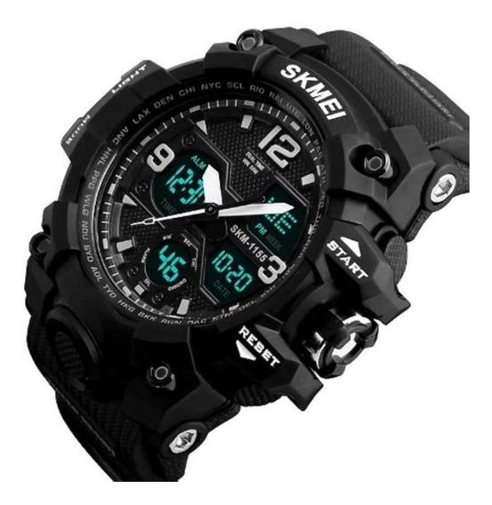 Relógio Digital Skmei 1155b Importado