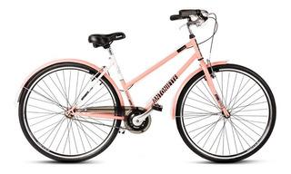 Bicicleta Mujer Stark Antoniette Dama Rodado 28 Urbana 6 Vel