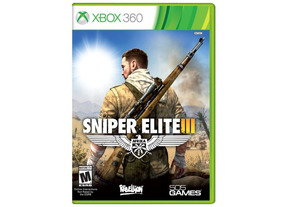 Sniper Elite 3 Xbox 360 - Mídia Digital