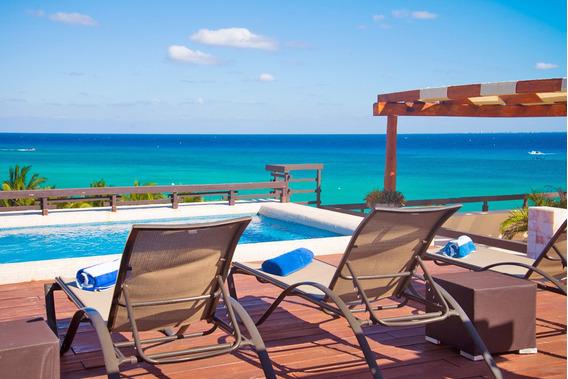 Penthouse Con La Mejor Visa En Playa Del Carmen