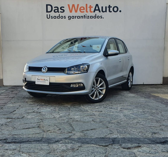 Volkswagen Polo 2019 1.6 L4 Design & Sound Tiptronic At