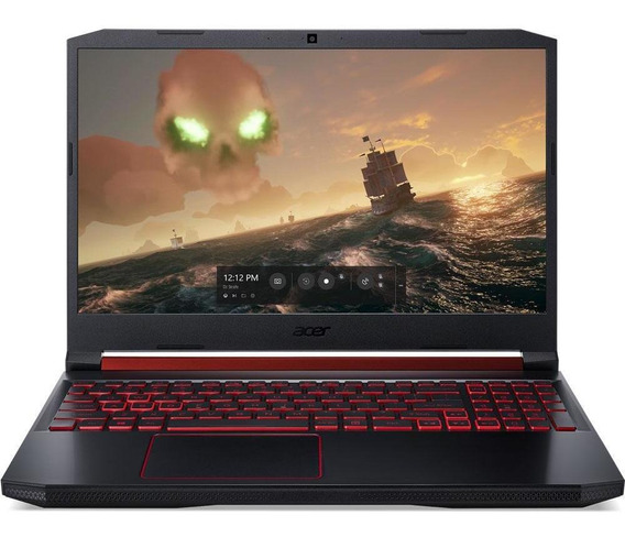 Notebook Gamer Acer An515-54-71cc Ci7 16gb 1tb 128gb Gtx1650
