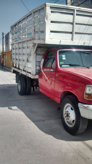 Camioneta Ford 3½