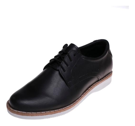 Zapato Darmaz Hombre Urbano Negro